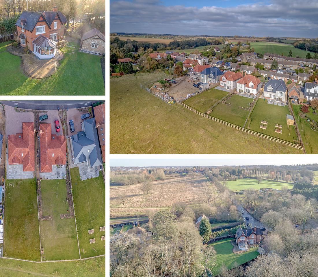 Ellen Rockliffe - Aerial & Drone Photos
